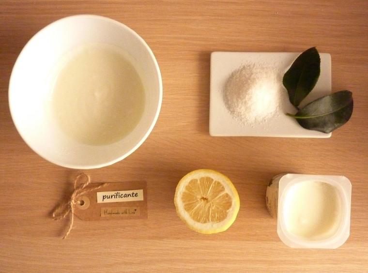 mascarilla exfoliante purificante para pieles grasas