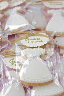 galletas primera comunión